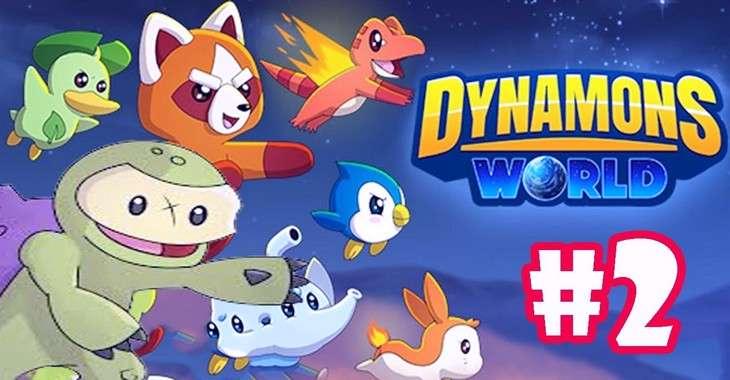 Чит коды на Dynamons World, как взломать Монеты