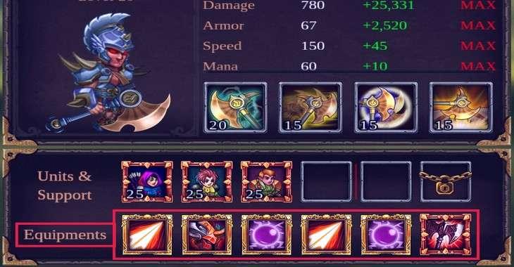 Чит коды на Epic Heroes War, как взломать Монеты и Драгоценные камни