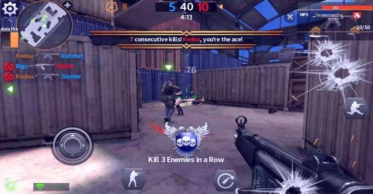Чит коды на Force Storm: FPS Shooting Party, как взломать Деньги и Драгоценные камни