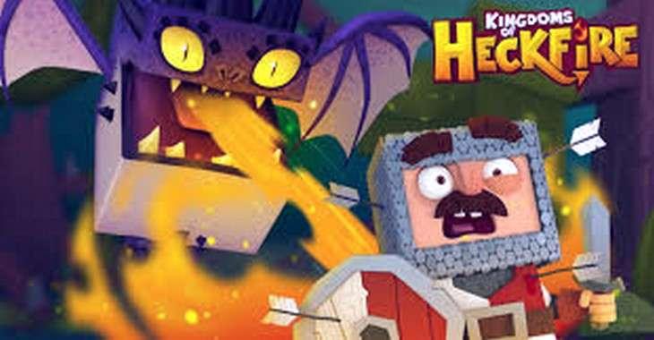 Чит коды на Kingdoms of Heckfire, как взломать Монеты и Рубины