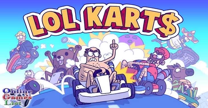 Чит коды на LoL Karts, как взломать Монеты, Энергия и Деньги