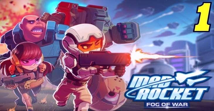 Чит коды на Mad Rocket: The Fog of War, как взломать Монеты и Драгоценные камни