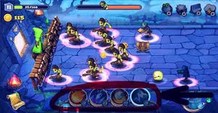 Чит коды на Magic Siege — Defender, как взломать Монеты