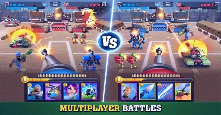 Чит коды на Mighty Battles, как взломать Золото, Опыт и Деньги