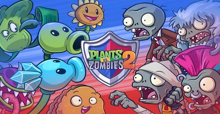 Чит коды на Plants vs zombies 2, как взломать Монеты, Растения и Кристаллы