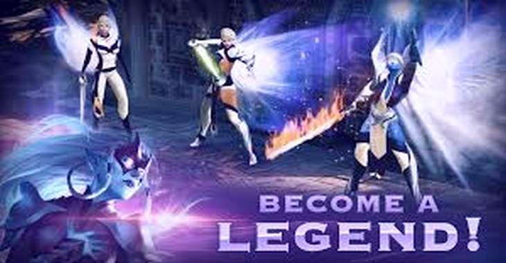Чит коды на Sacred Legends, как взломать Ключи и Алмазы