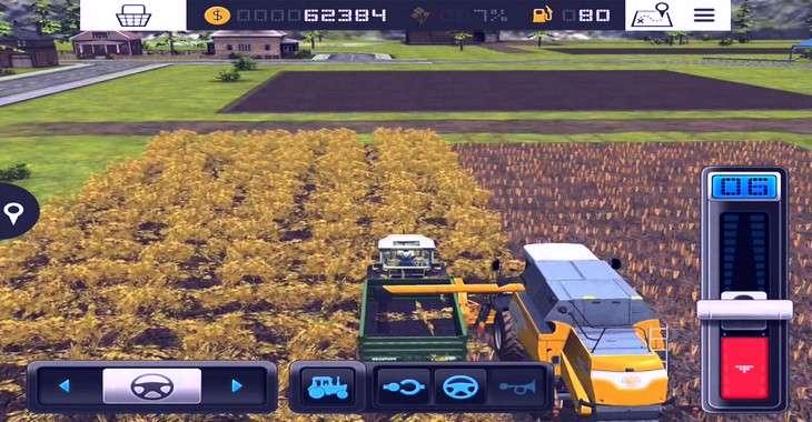 Чит коды на Симулятор фермера 3D, как взломать Золото и Деньги
