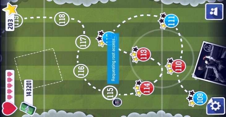Чит коды на Soccer Hero, как взломать Опыт