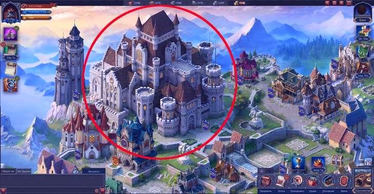 Чит коды на Throne: Kingdom at War, как взломать Золото и Еда