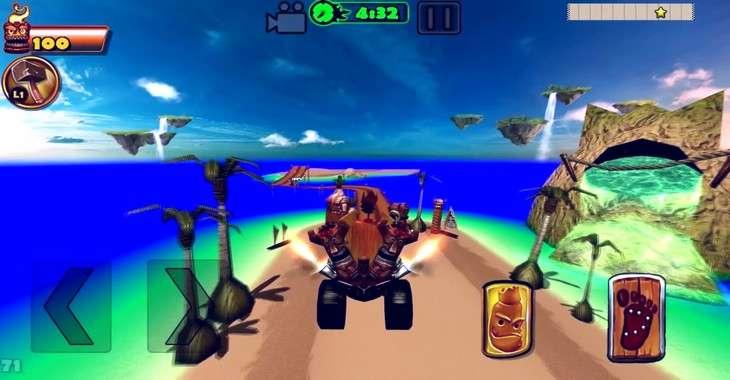 Чит коды на Tiki Kart Island, как взломать Золото и Перлы