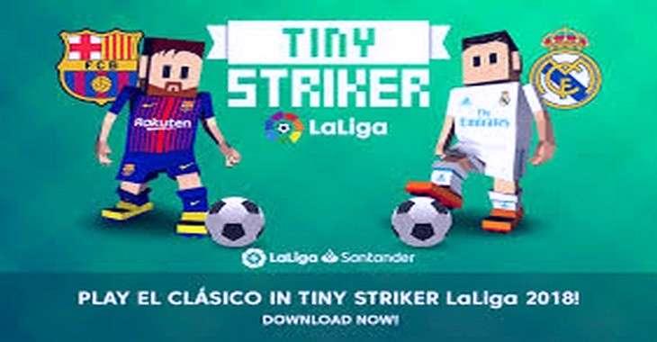 Чит коды на Tiny Striker La Liga 2018, как взломать Монеты и Жизни