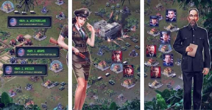 Чит коды на Vietnam War: Platoons, как взломать Деньги и Золото