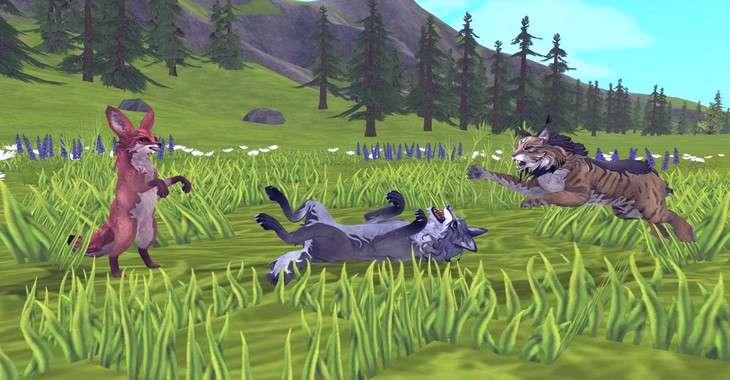 Чит коды на WildCraft Animal Sim Online 3D, как взломать Монеты и Драгоценные камни