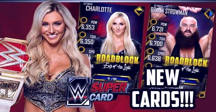 Чит коды на WWE Supercard, как взломать Кредиты