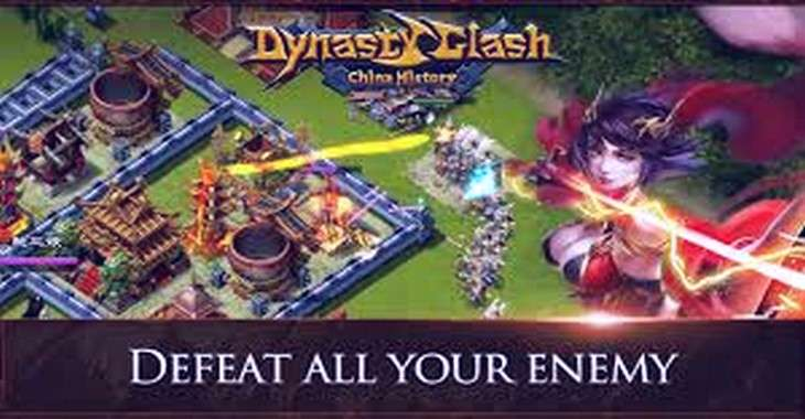 Чит коды на Clash Dynasty, как взломать Монеты и Кристаллы