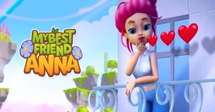 Чит коды на My Best Friend Anna, как взломать Монеты и Драгоценные камни