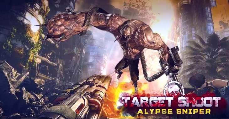 Чит коды на Target Shoot: Zombie Apocalypse Sniper, как взломать Золото, Бриллианты и Деньги