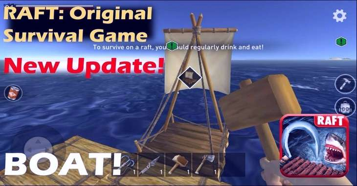 Чит коды на The Last Maverick: Survival Raft Adventure, как взломать Опыт