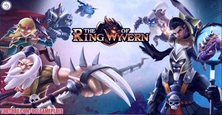 Чит коды на The Ring of Wyvern, как взломать Золото и Драгоценные камни