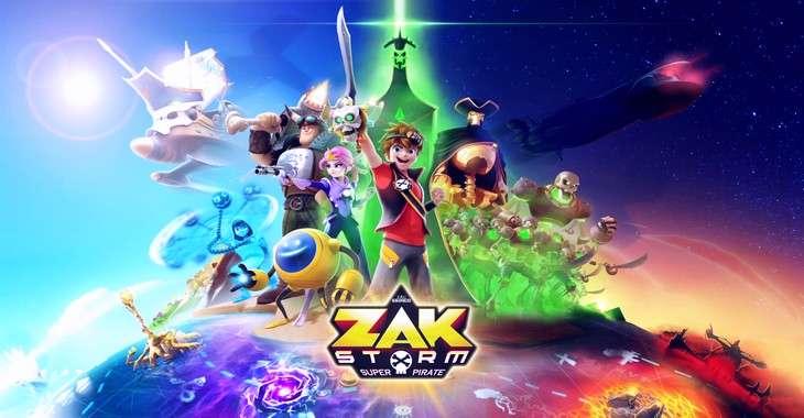 Чит коды на Zak Storm Super Pirate, как взломать Золото и Кристаллы