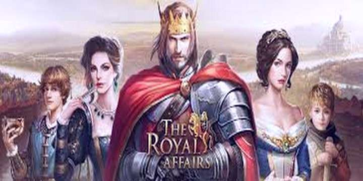 Чит коды на The Royal Affairs, как взломать Золото и Бриллианты